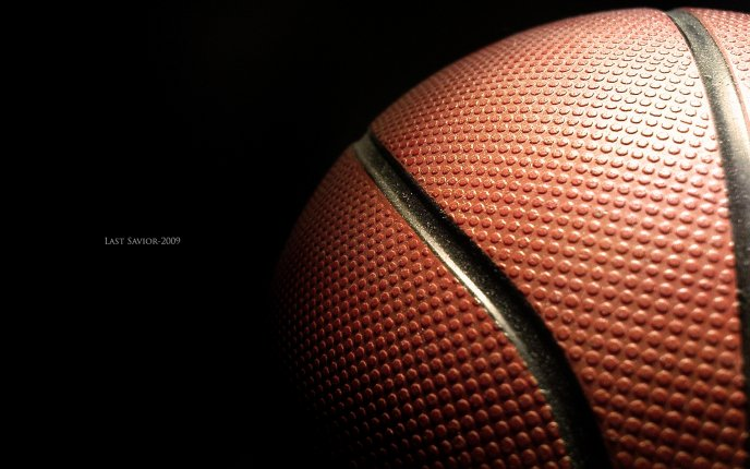 Basketball sport - Last savior 2009