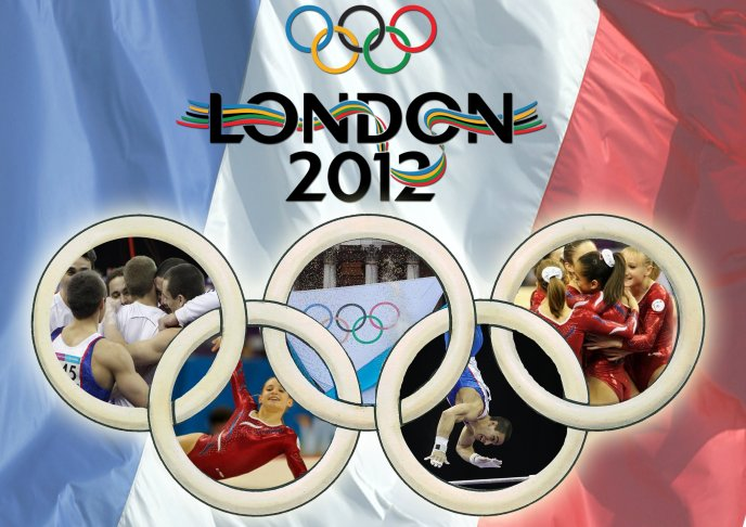 Olympic games London 2012 - France athletes