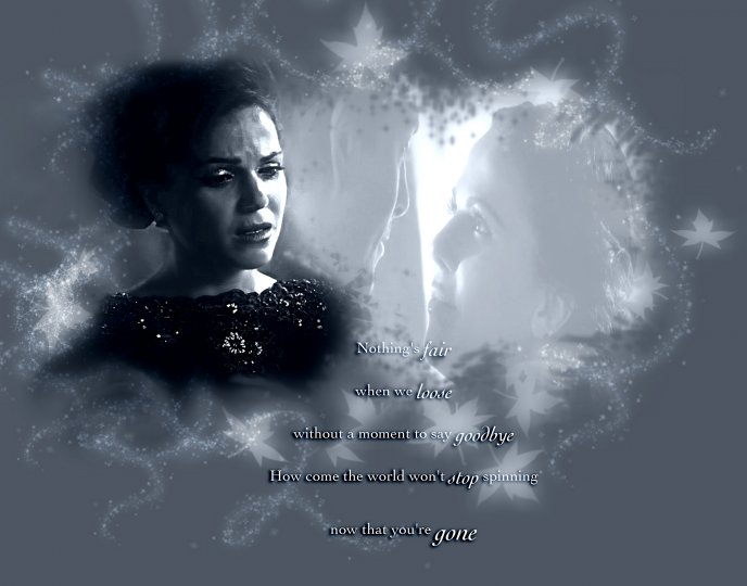 Regina Mills - quote from movie - Once upon a time