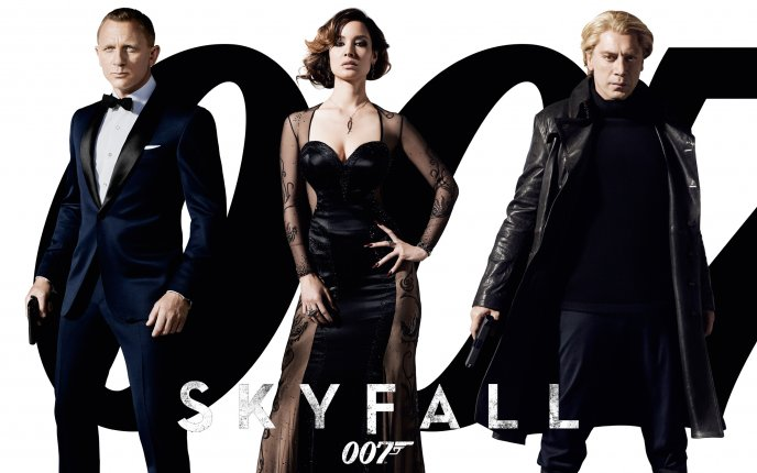 James Bond - Agent 007 - Skyfall