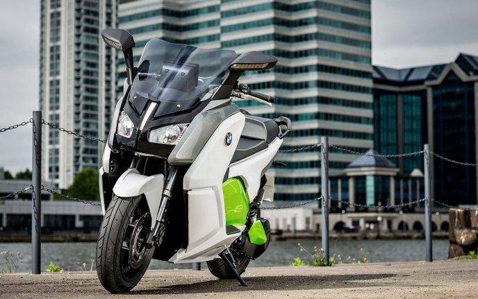 BMW C Evolution - new motorcycle