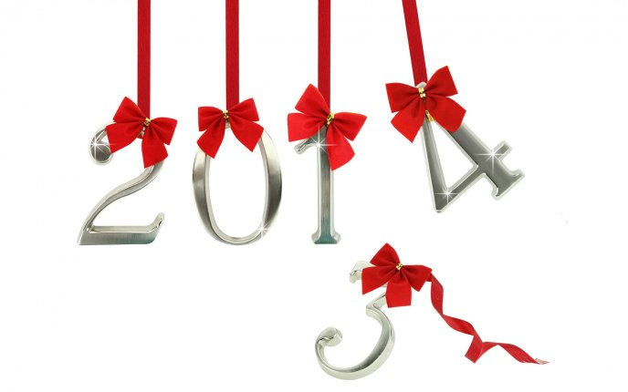 Good bye 2013 - welcome 2014 - Happy new year