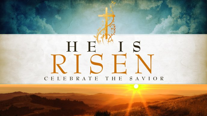 Celebrate the Savior - Happy Easter Holiday