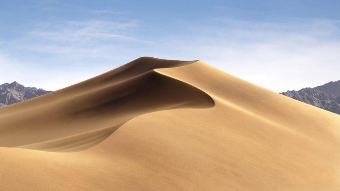 Mac OS Mojave dynamic wallpaper 6