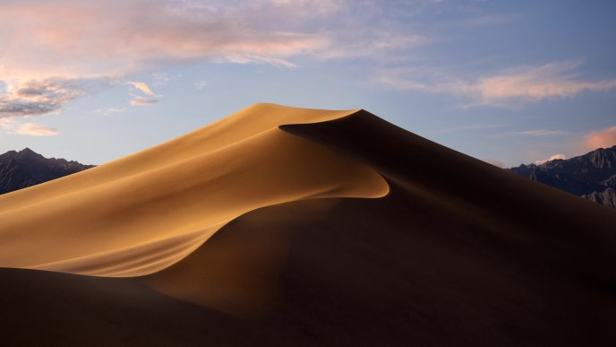 Mac OS Mojave dynamic wallpaper 11