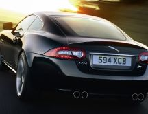 Jaguar XK Back