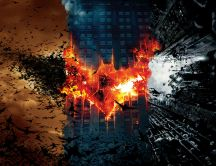 The Dark Knight Trilogy HD Wallpaper