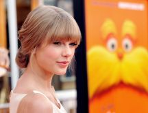 Taylor Swift - The Lorax lady