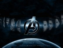 Earth's mightiest heroes - The avengers