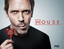 Hugh Laurie from House M.D.