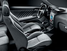 Alfa Romeo interior gray