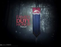 House Tully banner