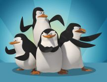 Madagascar movie - the Penguins