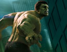 Angry Hulk - The Avengers movie