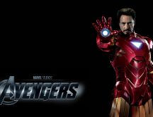 Tony Stark or Iron Man - The Avengers