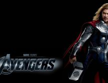 Chris Hemsworth as Thor - The Avengers