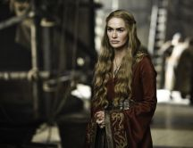 Lena Headey as Cersei Lannister - Game of Thrones season 2