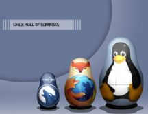 Linux family - full of surprises
