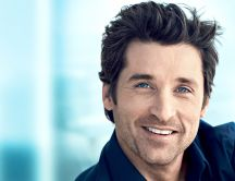 Patrick Dempsey - beautiful blue eyes