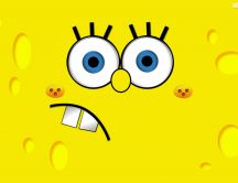 Sponge Bob worried - cartoons character