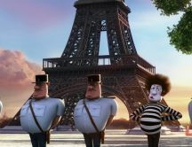 Funny characters in Despicable Me - cartoons wallpapers