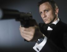 James Bond, Agent 007 - famous movie