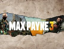 Rock star games - Max Payne 3 - poster
