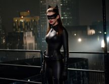 The dark knight rises - Anne Hathaway - scene from the movie