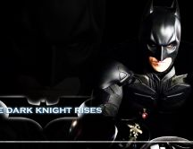 The dark knight rises - Christian Bale as Batman