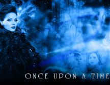 Once upon a time - Regina versus Emma HD wallpaper