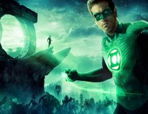 Green Lantern - movie 2011 - Ryan Reynolds