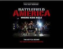 Battlefield America - movie poster