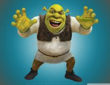 Shrek - animation movie