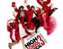 High school musical 3 - senior year poster HD wallpaper