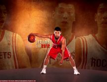 Jeremy Lin the Rockets player season 2012 HD wallpaper