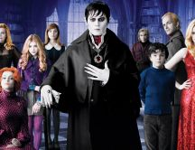 Movie - Dark Shadows - family portret HD wallpaper