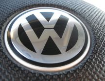 Logo of Volkswagen car company