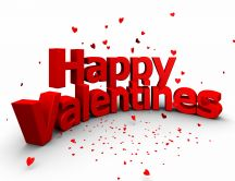 Happy Holiday - Happy Valentine's Day