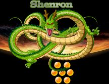 Dragon of Spirit - Shenron from Dragon Ball Z