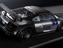 Beautiful race car - Audi R8 LMS