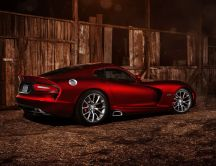 Dodge Viper SRT 2013 - great design