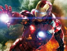 Iron Man - character from the Avengers