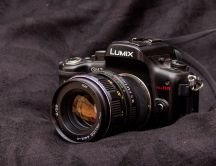 Professional camera - Lumix Full HD