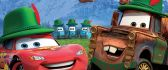 Famous cars - Lightning McQueen and Mater