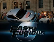 Fast and Furious - hot cars movie
