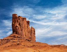 Natural monument - Valley Arizona