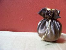A surprise bag - small bottle of perfume