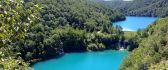 The beautiful place in Croatia - Plitvice Natural Reserve