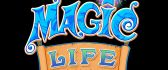 Magic life logo for the magicians