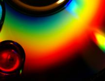 Google Chrome colours - beautiful abstract wallpaper